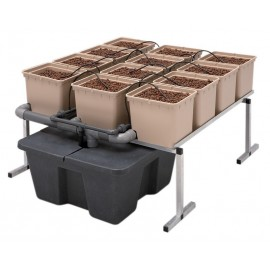 Hydro Dutch Pot System de 2m²