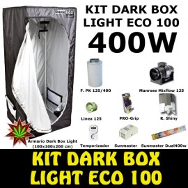 Kit Dark Box Light ECO 100