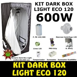 Kit Dark Box Light ECO 120