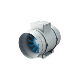Extractor Turbo Blauberg + Fan y Termo