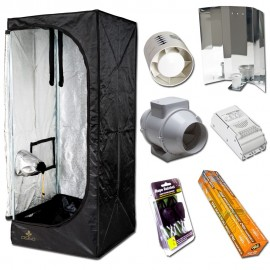 Kit Dark Room II V2.5 (90x90x185) Reflector Normal Eti Block 400W